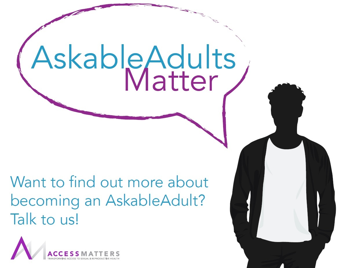 Become an AskableAdult