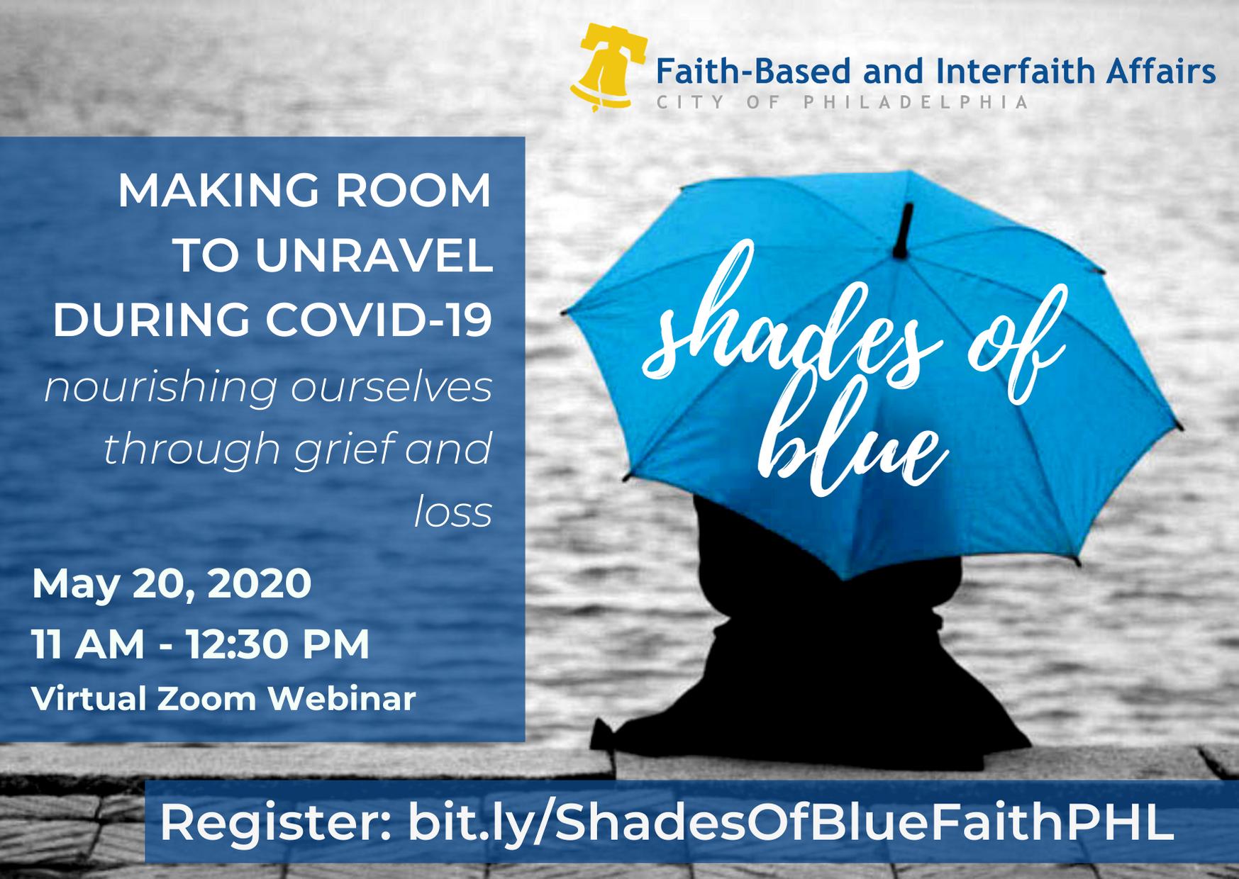 DBHIDS to Speak on Shades of Blue Panel