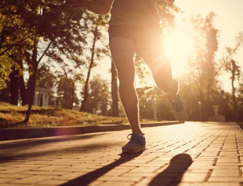 Men's Health Month: Chasing Brady