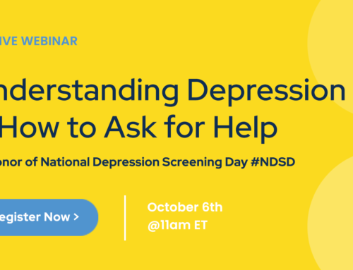 National Depression Screening Day 2020