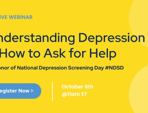 National Depression Screening Day 2020