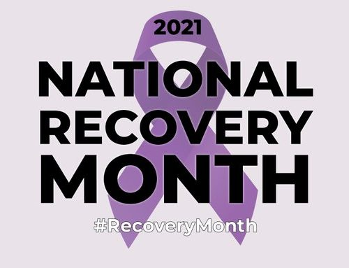 Recovery is For Everyone: Every Person, Every Family, Every Community